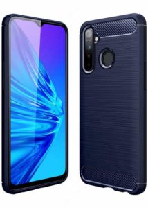 Best Realme 5i Back Cover: Golden Sand for Realme 5i Back Cover