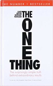 The One Thing By Gary Kelle