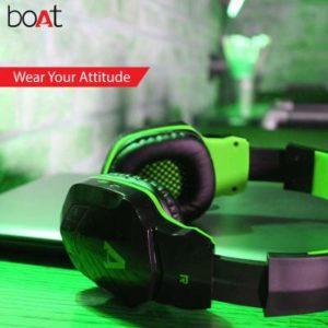 Boat Rockerz 510 Wireless Bluetooth Headphone