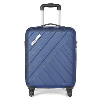 Safari RAY Polycarbonate Hardsided Cabin Luggage (RAY534WMBL)