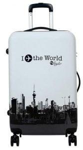 Tramp & Badger Polycarbonate Hardside Luggage